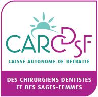 carcdsf, caisse de retraite des dentistes et sages femmes